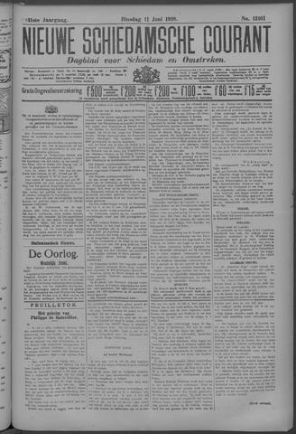 Nieuwe Schiedamsche Courant 1918-06-11