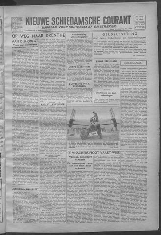 Nieuwe Schiedamsche Courant 1945-09-22
