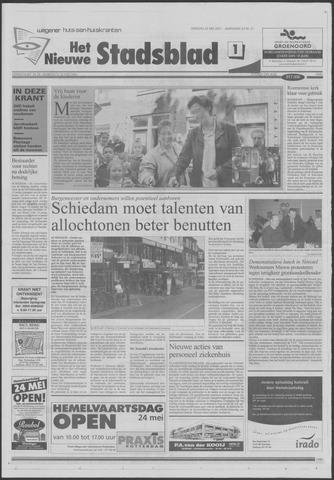 Het Nieuwe Stadsblad 2001-05-22