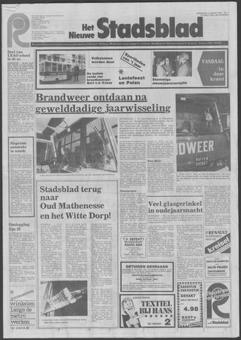 Het Nieuwe Stadsblad 1982