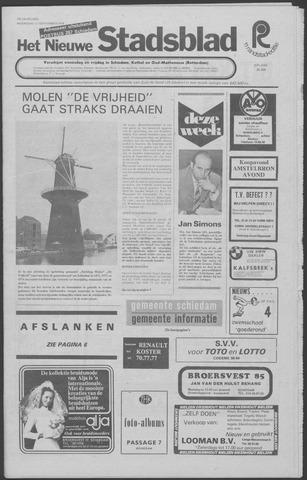 Het Nieuwe Stadsblad 1974-09-11