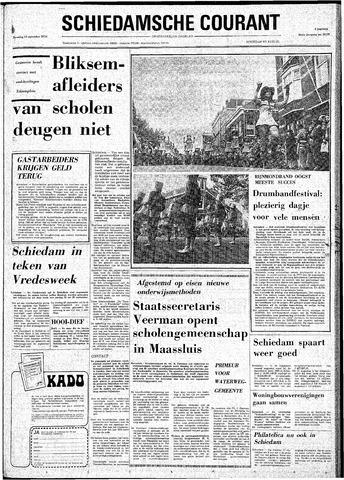 Rotterdamsch Nieuwsblad / Schiedamsche Courant / Rotterdams Dagblad / Waterweg / Algemeen Dagblad 1974-09-16