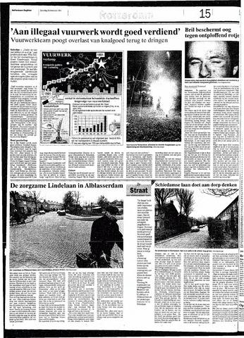Rotterdamsch Nieuwsblad / Schiedamsche Courant / Rotterdams Dagblad / Waterweg / Algemeen Dagblad 1991-12-28