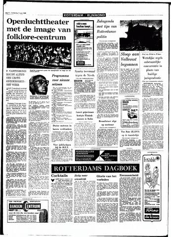 Rotterdamsch Parool / De Schiedammer 1968-06-06