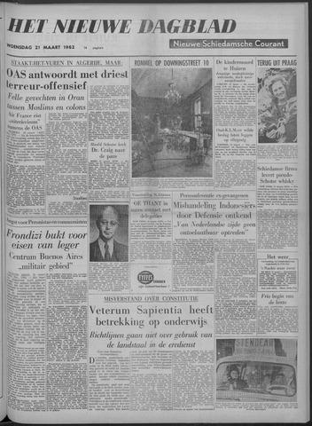 Nieuwe Schiedamsche Courant 1962-03-21