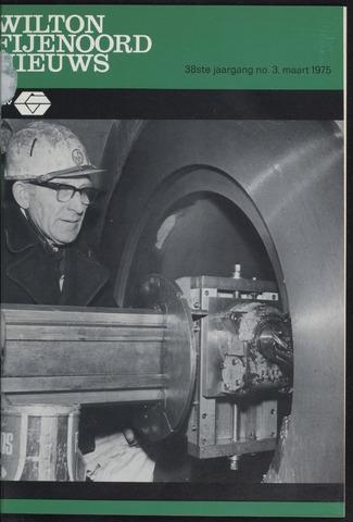 Wilton Fijenoord Nieuws 1975-03-01