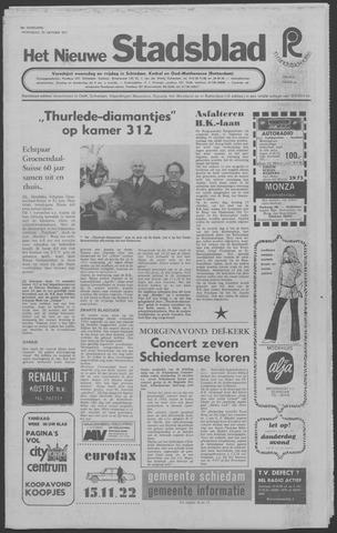 Het Nieuwe Stadsblad 1971-10-20