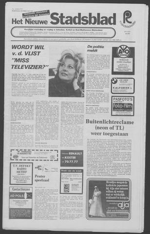 Het Nieuwe Stadsblad 1974-02-20