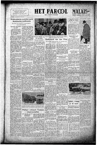 Rotterdamsch Parool / De Schiedammer 1947-03-14