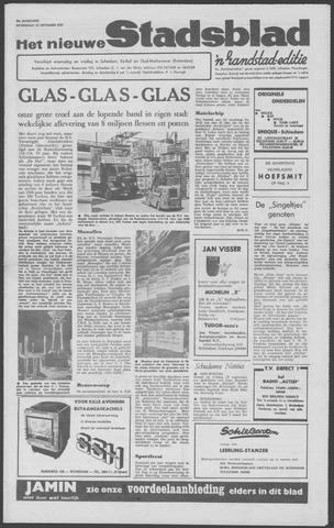 Het Nieuwe Stadsblad 1967-09-20
