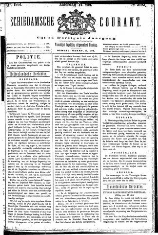 Schiedamsche Courant 1881-05-14