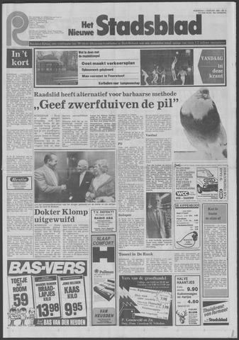 Het Nieuwe Stadsblad 1984-02-01