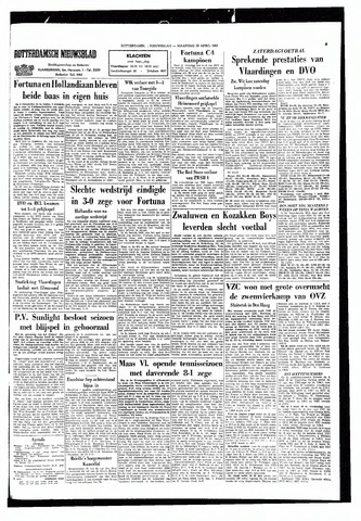 Rotterdamsch Nieuwsblad / Schiedamsche Courant / Rotterdams Dagblad / Waterweg / Algemeen Dagblad 1965-04-26