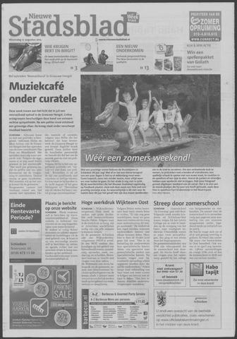 Het Nieuwe Stadsblad 2015-08-12