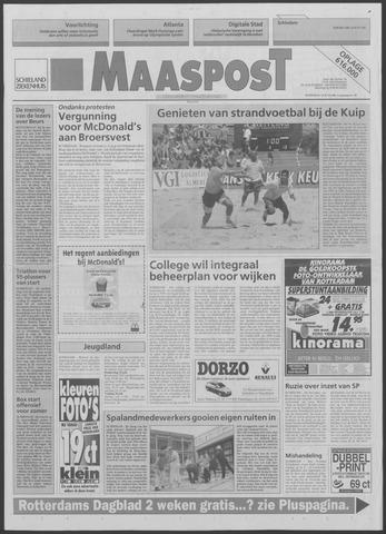 Maaspost / Maasstad / Maasstad Pers 1996-07-24