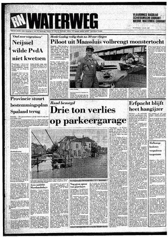 Rotterdamsch Nieuwsblad / Schiedamsche Courant / Rotterdams Dagblad / Waterweg / Algemeen Dagblad 1987-06-10