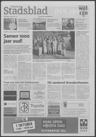 Het Nieuwe Stadsblad 2016-09-21