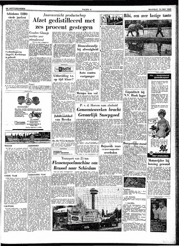 Trouw / De Rotterdammer 1962-05-14