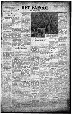 Rotterdamsch Parool / De Schiedammer 1946-02-27