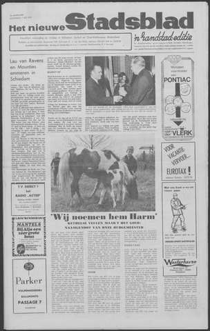 Het Nieuwe Stadsblad 1969-05-07