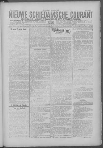 Nieuwe Schiedamsche Courant 1925-11-04
