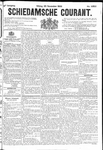 Schiedamsche Courant 1908-11-20