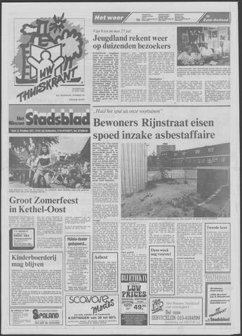 Het Nieuwe Stadsblad 1990-06-27