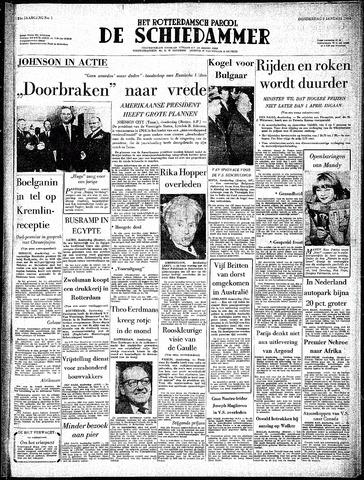 Rotterdamsch Parool / De Schiedammer 1964-01-02