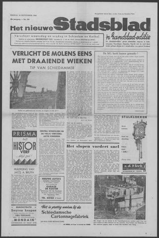 Het Nieuwe Stadsblad 1964-09-18