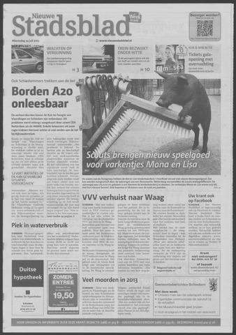 Het Nieuwe Stadsblad 2013-07-24