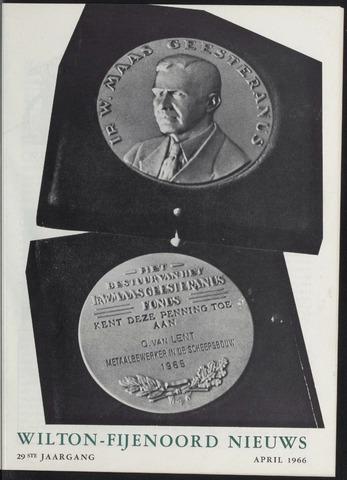 Wilton Fijenoord Nieuws 1966-04-01