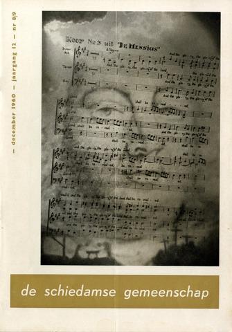 Schiedamse Gemeenschap (tijdschrift) 1960-12-01