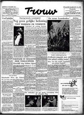 Trouw / De Rotterdammer 1954-03-23