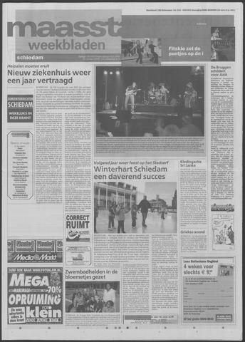 Maaspost / Maasstad / Maasstad Pers 2005-01-12