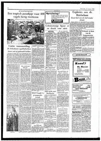 Rotterdamsch Parool / De Schiedammer 1955-01-13