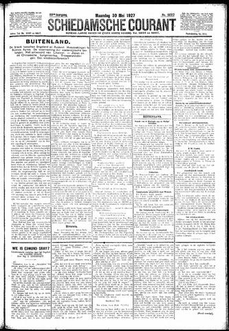 Schiedamsche Courant 1927-05-30