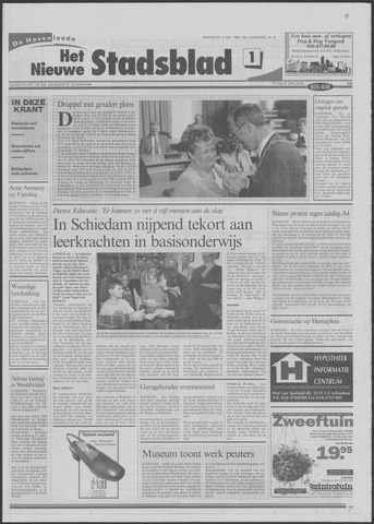 Het Nieuwe Stadsblad 1998-05-06