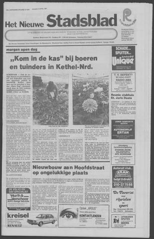 Het Nieuwe Stadsblad 1981-04-10