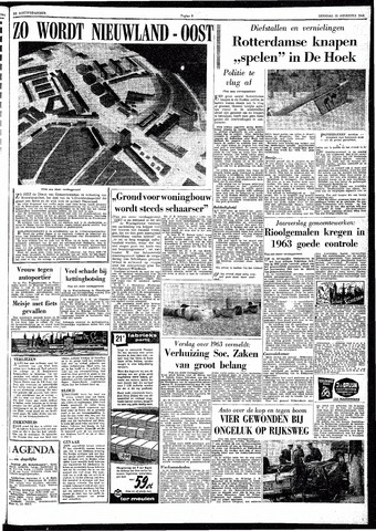 Trouw / De Rotterdammer 1964-08-25
