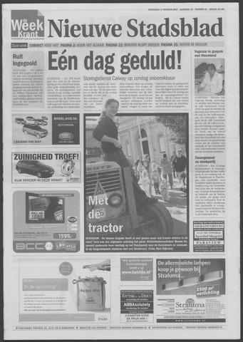 Het Nieuwe Stadsblad 2007-10-17