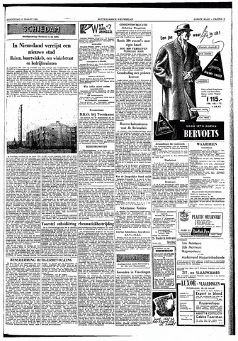 Rotterdamsch Nieuwsblad / Schiedamsche Courant / Rotterdams Dagblad / Waterweg / Algemeen Dagblad 1953-03-19
