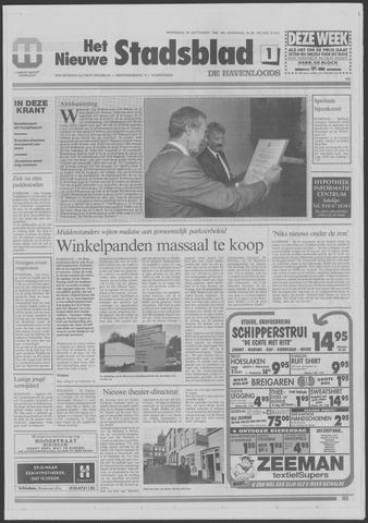 Het Nieuwe Stadsblad 1996-09-25