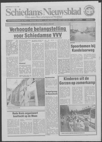 Schiedams Nieuwsblad 1985-07-17