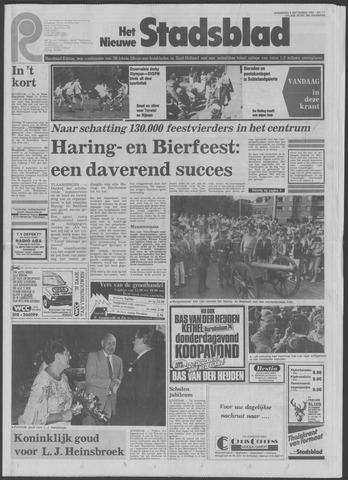 Het Nieuwe Stadsblad 1984-09-05