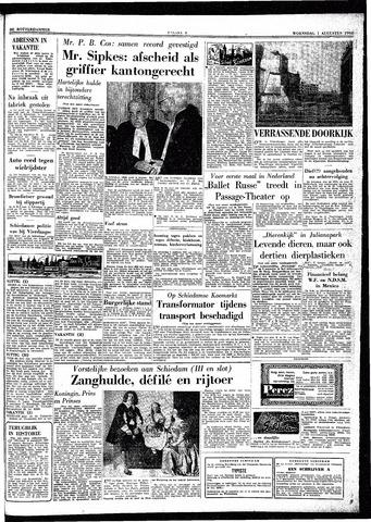 Trouw / De Rotterdammer 1962-08-01