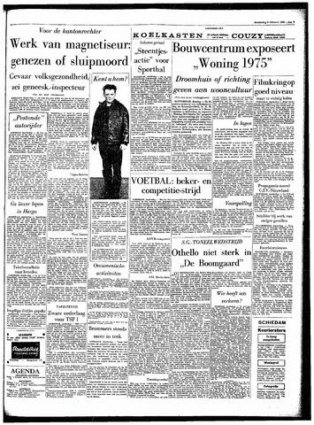 Rotterdamsch Parool / De Schiedammer 1964-02-06