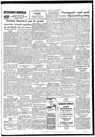 Rotterdamsch Nieuwsblad / Schiedamsche Courant / Rotterdams Dagblad / Waterweg / Algemeen Dagblad 1965-12-29