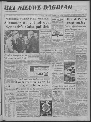 Nieuwe Schiedamsche Courant 1962-11-15
