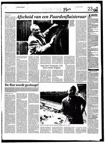 Rotterdamsch Nieuwsblad / Schiedamsche Courant / Rotterdams Dagblad / Waterweg / Algemeen Dagblad 1998-06-27
