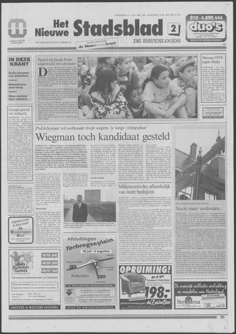 Het Nieuwe Stadsblad 1997-07-17